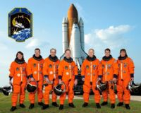 STS-126 Official NASA Crew Photograph